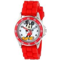 Mk1239 Tiempo Profesor Mickey Mouse Del Reloj De Disney Para