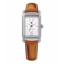 Reloj Tommy Hilifiger De Piel Modelo 1780938 Original