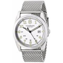 Reloj Victorinox Infantry Acero Inoxidable Cuarzo 249065