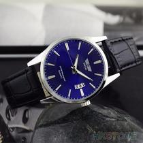Elegante Reloj 100% Original Marca Swidu ,con Fechador