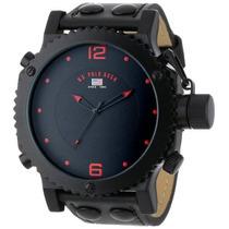Reloj Us Polo Assn Us4023 Negro Masculino