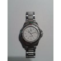 Reloj De Pulsera Tag Heuer 100% Original Muy Bonito