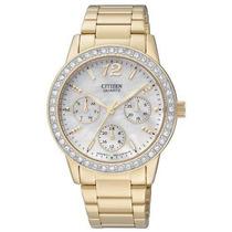 Reloj Citizen Ed D Dorado Femenino