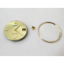 Reloj Mido Maquinaria Ocean Star Automatica Trabajando