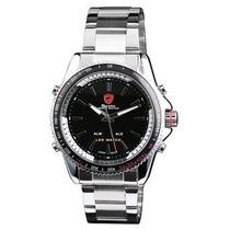 Reloj Shark Sh003 Plateado