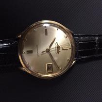 Reloj Mido Ocean Star Powerwind Baño Oro Vintage 1960