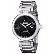 Reloj Omega Ladymatic Mujer Negro 42530342001001