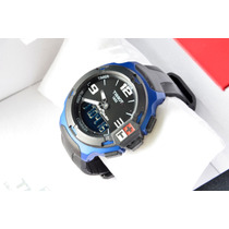 Reloj Tissot T Race Touch Aluminium T0814209705700 Azul