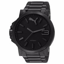 Reloj Puma Caballero Ultrasize Stainless Steel Pu103461008