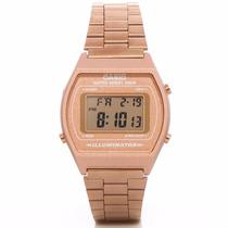 Reloj Casio Original B640 Cobre