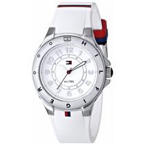 Reloj Tommy Hilfiger 1781271 Dama Sport Caucho Original