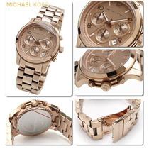 Reloj Michael Kors Mk 5128 Edicion Especial Xoxo