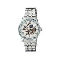 Reloj Mecánico Esqueleto Automático Resistente Agua Hombre