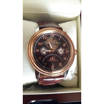 Precioso Reloj Automático Tourbillon Adee Kaye
