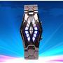 Reloj Raro Touch Led Tokioflash Digital Binario Moderno Luz