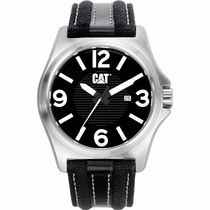 Cat Watches Dp Xl 44mm Nylon Acero Cuar Pk14162132 Diego:vez