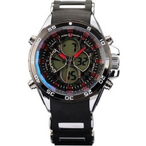 Reloj Shark Sh055 Negro