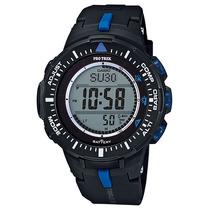 Reloj Casio Protrek Prg300 - Altímetro - Barómetro - Cfmx
