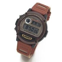 Reloj Casio W89 Cronometro, Alarma Illuminator Señal Horaria