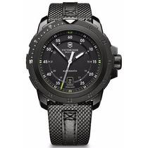 Reloj Victorinox Army Alpnach Chrono Automático Negro 241685