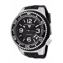 Reloj Swiss Legend Neptune Automatico Negro 11819a-01-w