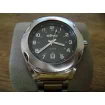 Reloj Revo 100% Original. All Stainless Steel.