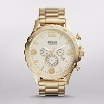 Reloj Fossil Nate Chronograph Nuevo Jr1479