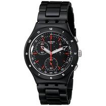 Reloj Swatch Ycb4019ag Negro