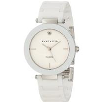 Reloj Anne Klein Ak/1019wtwt Blanco Femenino