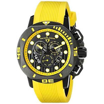 Reloj Swiss Legend Amarillo