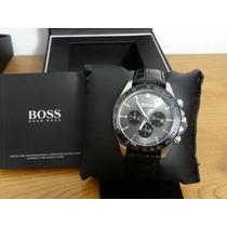 Reloj Hugo Boss Black 1513177 Nuevo Y Original Envio Gratis