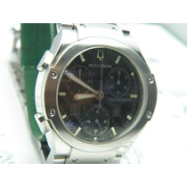 Reloj Bulova Accutron Chrono Como Nuevo Original