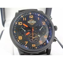 ¡¡ Se Va En Lo Que Quede ¡¡,hermoso Reloj Harley Davidson