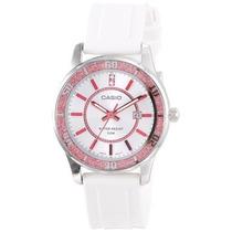 Reloj Casio Blanco Wca848 Femenino