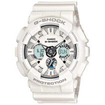 Reloj Casio G-shock Blanco Masculino