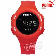 Reloj Puma Digital Nuevo Con Caja Pu911301003