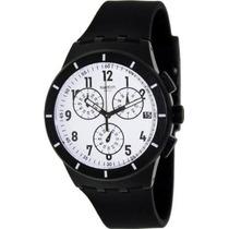 Reloj Swatch Yob102 Negro