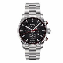 Mido Caballero M0054171105100 Multifort Cronografo Cuarzo