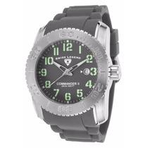 Reloj Swiss Legend 10068-014, Suizo, Buceo, Tiempoydatos