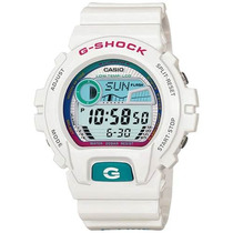 Reloj Casio G-shock - The 6900 Ivq7dzg4wrw Blanco