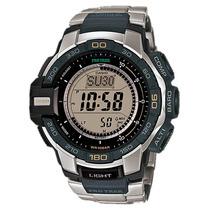 Reloj Casio Protrek Prg270 - Altímetro - Barómetro - Cfmx