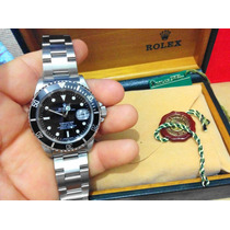 Rolex Submariner 16610 2009 Serie V Estuche De Coleccion