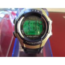 Remato Reloj Digital Taksun Con Alarma Y Cronometro