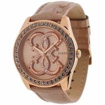 «o. Luxuss» Reloj Dama Guess U0208l1 Original