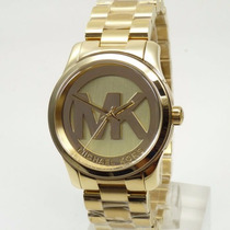 Reloj Michael Kors Mk5786 Color Oro 100% Original Hermoso !!