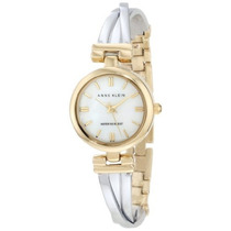 Reloj Anne Klein Ak/1171mptt Plateado Femenino