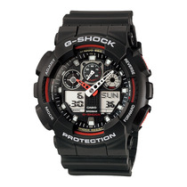 Reloj Casio G-shock Ga100 Alarmas Resistencia Magnetica