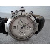 Cartier Pasha Cronografo Automatico Ref. 2113