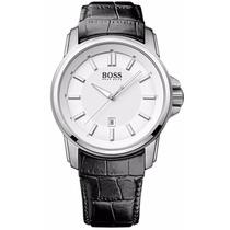 Reloj Hugo Boss Classic Analogo Piel Negra 1513042