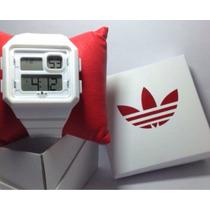 Reloj Digital Adidas Blanco